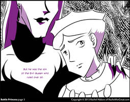 Battle Princess, Page 3 by rachelthegreat
