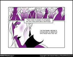 Battle Princess, Page 4 by rachelthegreat