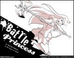 Battle Princess, Page 6: Cover