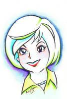 Mrs. K by rachelthegreat