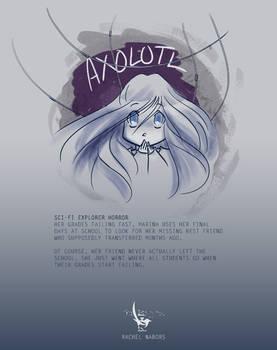 Axolotl... the game?