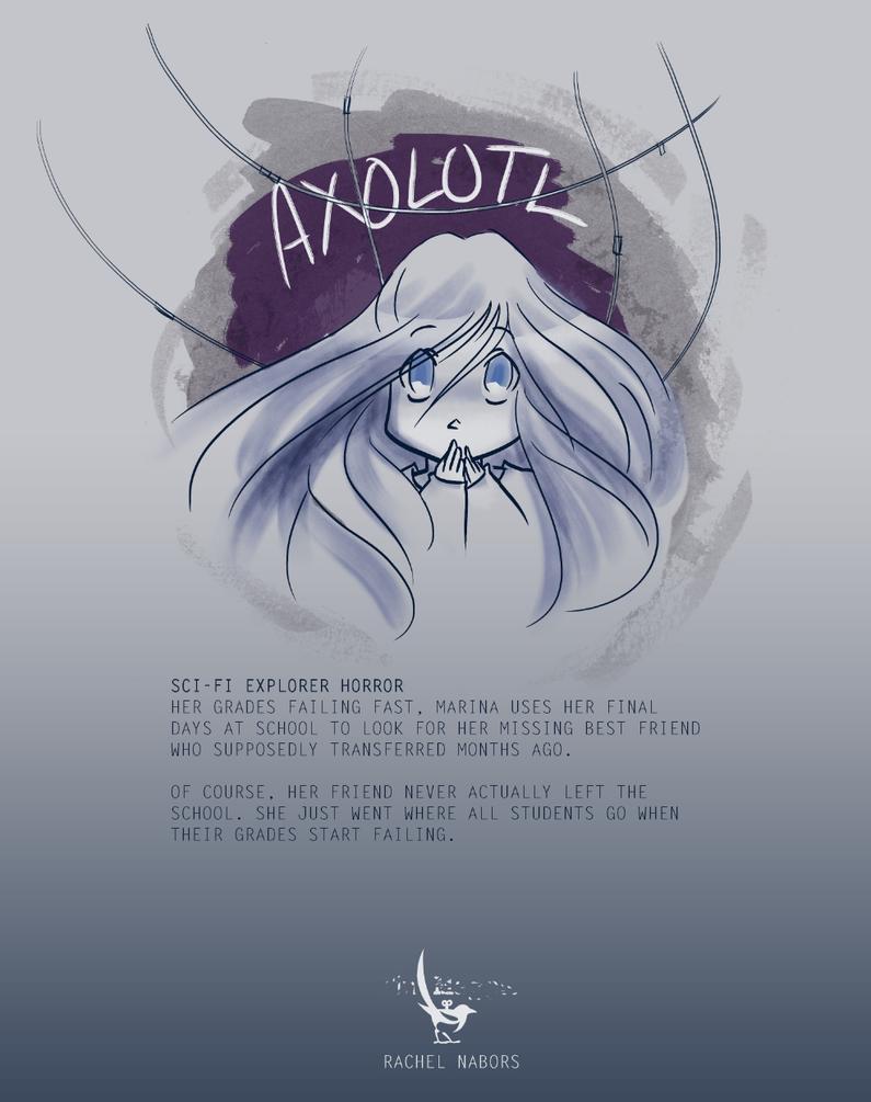 Axolotl... the game? by rachelthegreat