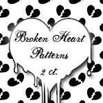 Broken Hearts for PS CS2 by rachelthegreat