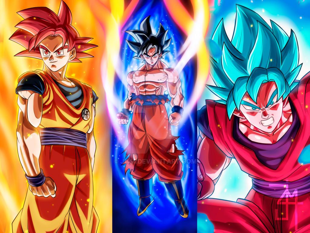 Goku is a Legend