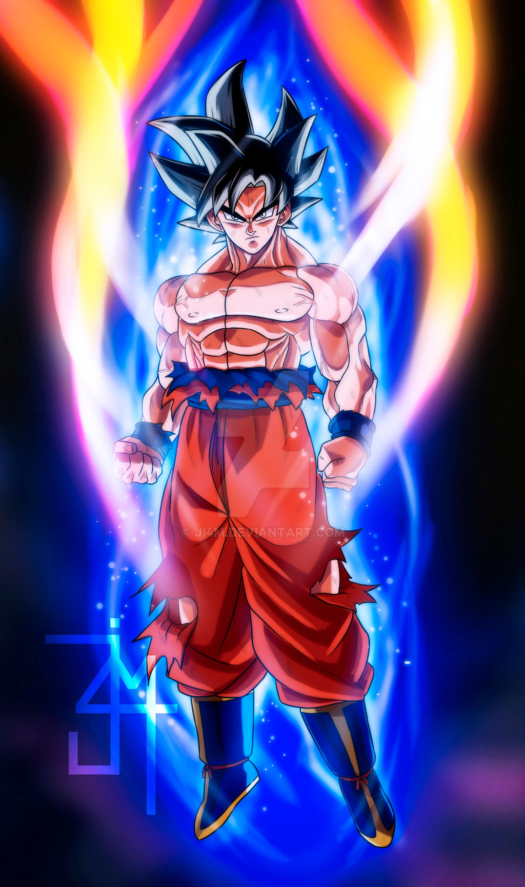 Ultra Instinct Wallpaper 4k Vegeta Ultra Instinct Dragon