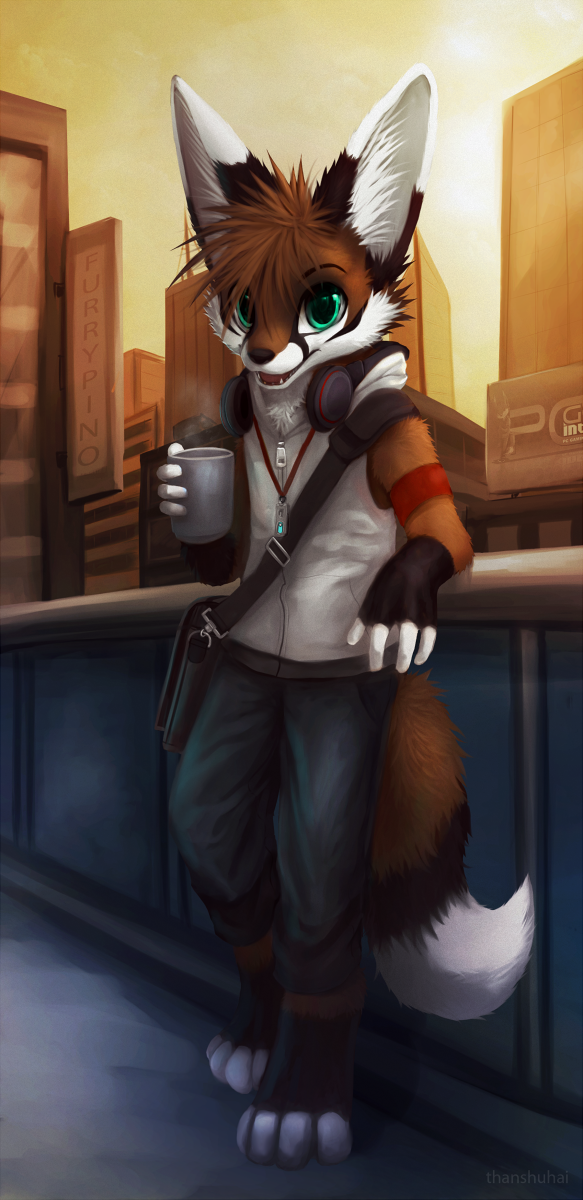 Coffee u want? v2 by thanshuhai