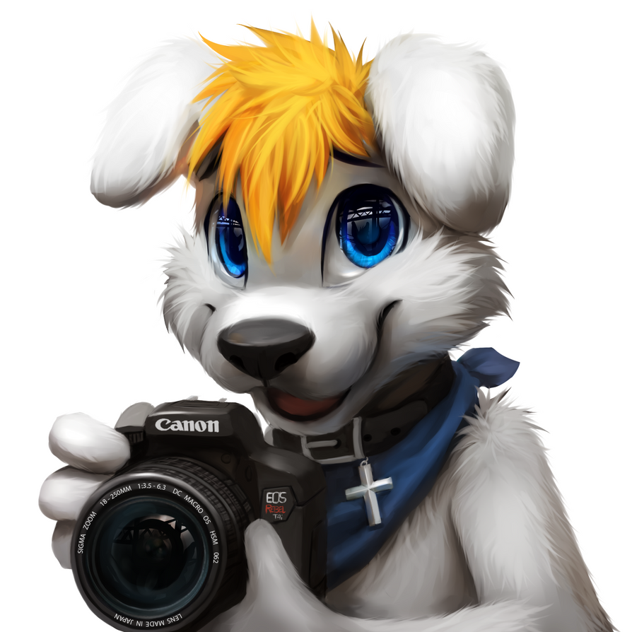 Can I take a picture? by thanshuhai on DeviantArt