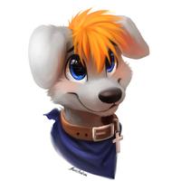 [Gift] Puppy Eyes by thanshuhai