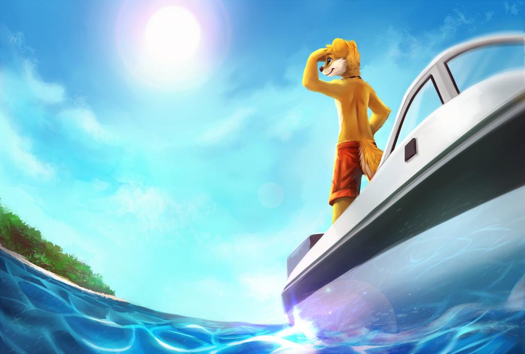 [CM] The Island by thanshuhai