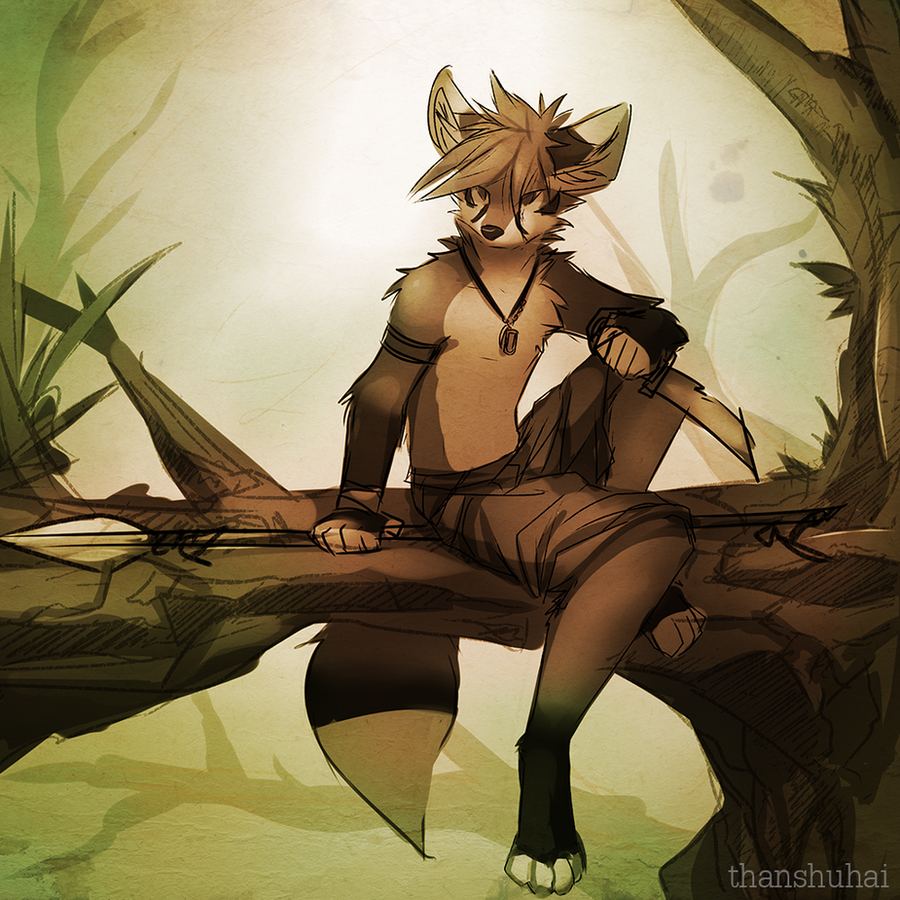 Hunting by thanshuhai