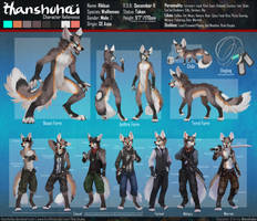Rikkun - Reference Sheet