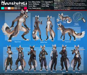 Rikkun - Reference Sheet