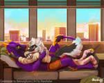 [CM] Cuddles