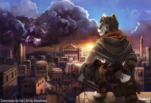 [C] Last Flame Before the Storm
