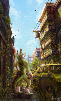 [C] Reclaimed by Nature