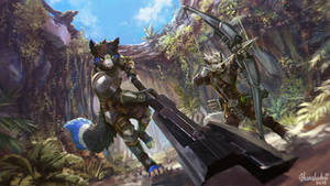 [C] Lets go monster hunting!