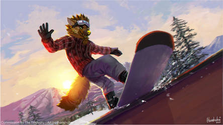 [C] Mountain Rush