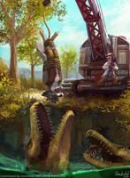 Crocodile Catch