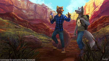 [C] Canyon Hike