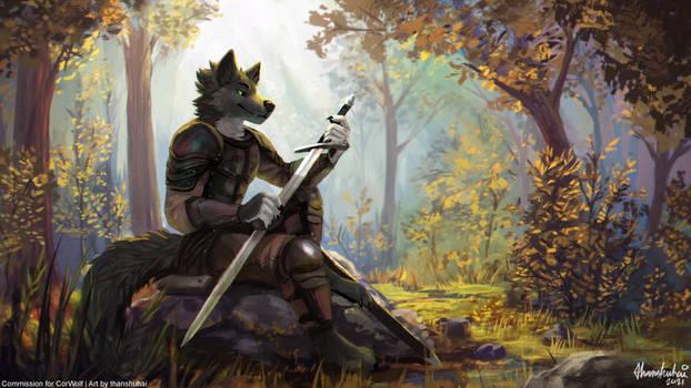 [C] Calm Swordsman