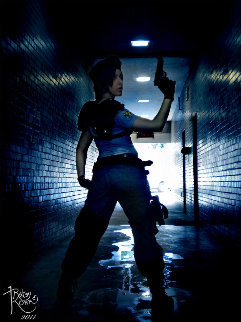 Resident Evil: Jill by Ratsukorr