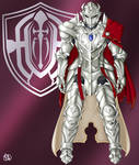 Touch Me Paladin of Pure Silver (Overlord)