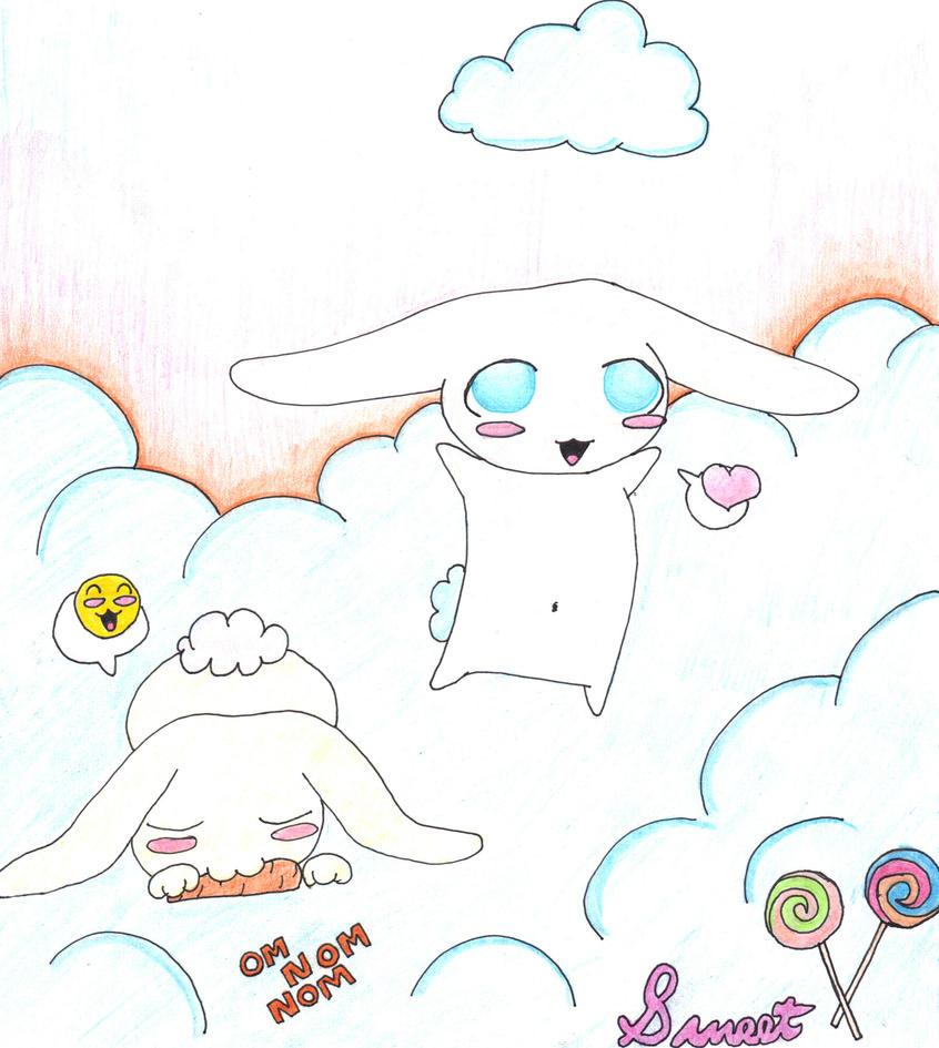 sweet bunnies by Vanessa-Maria