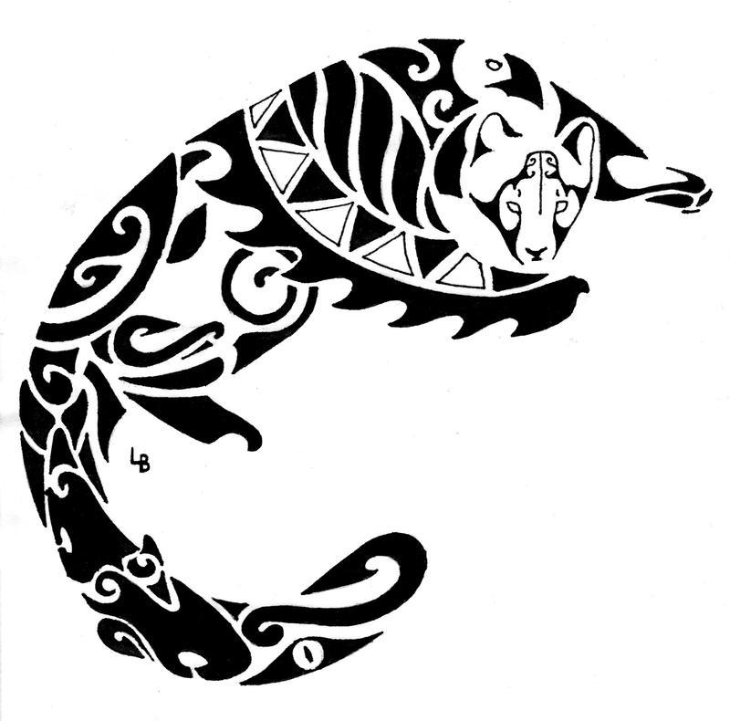 Maori Tattoo Design Wallpaper Wp300369: Maori Tattoo By Leftblind On DeviantArt