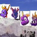 Mt. Spyro by A13jandr0169