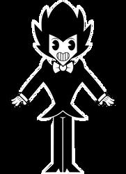 BATIM OC: Dave the Devil by DarkLecramo