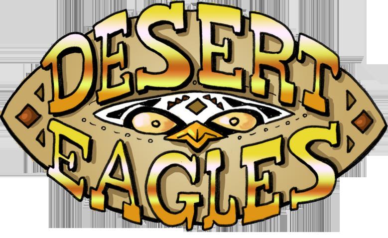 Desert Eagles - Logo