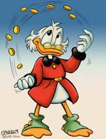 Juggling Scrooge