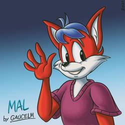 Mal (COMMISSION)
