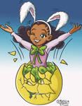 LMW-tan: Eggscellent Easter by gaucelm