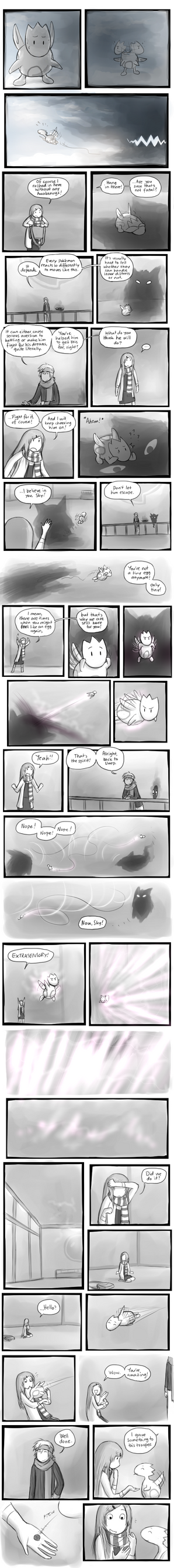 Folded: Page 101 by Emilianite