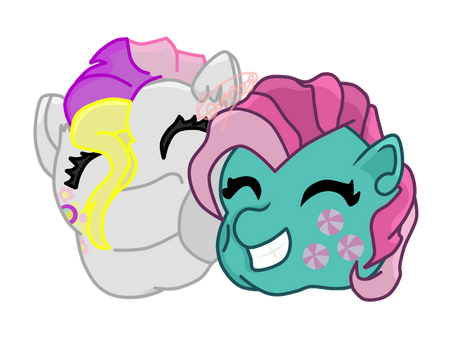 DoubleMint Snuggle COLORED!
