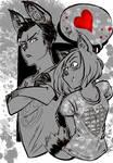 Love Through Barriers by KuraKaminari