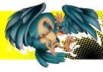 Laprow - Pokemon Fusion Collab by KuraKaminari