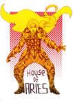 House of Aries - Mu Fanart by KuraKaminari