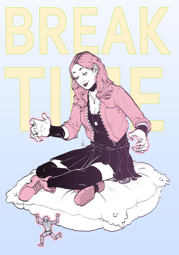 BREAK TIME by KuraKaminari