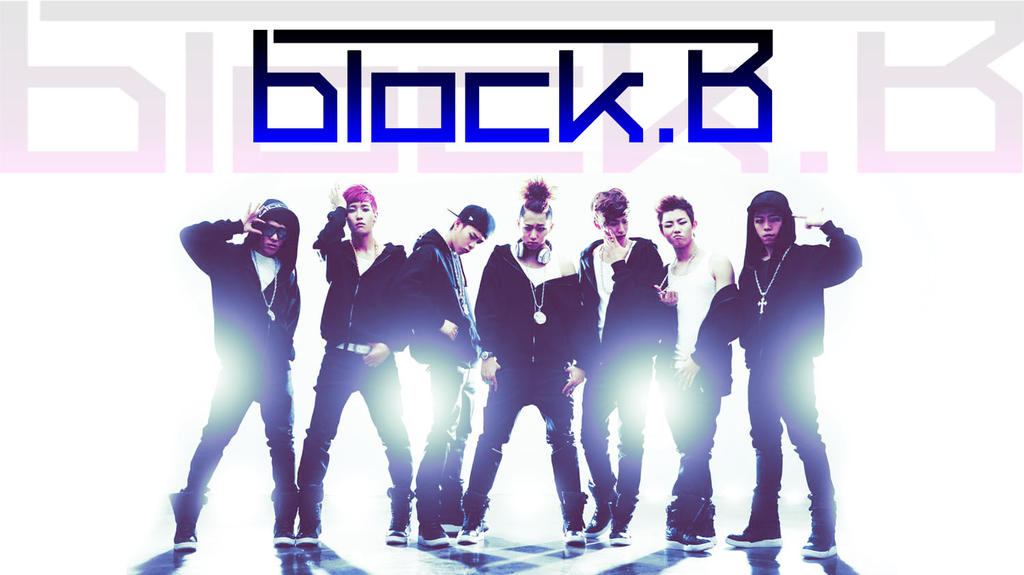 Block B Wallpaper By Ahracool On Deviantart