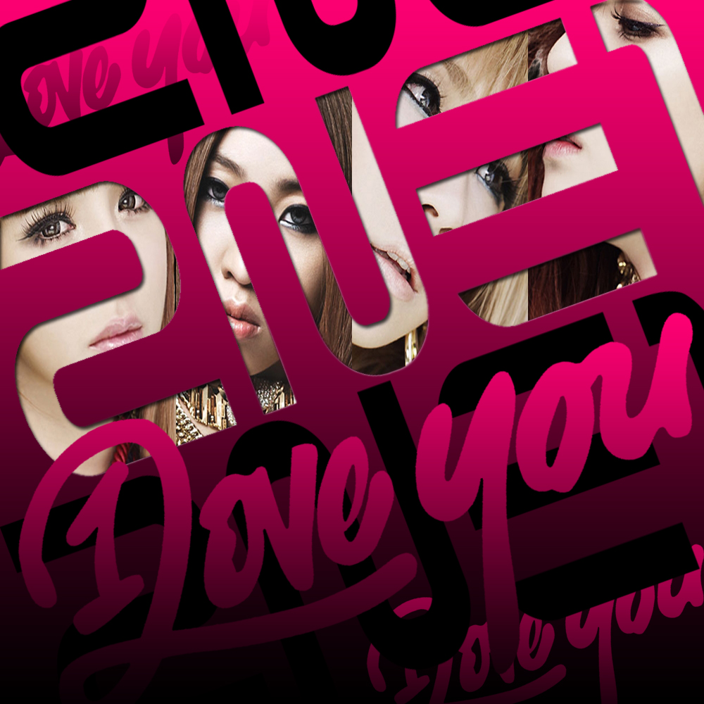 2NE1 - I Love You 2 by AHRACOOL