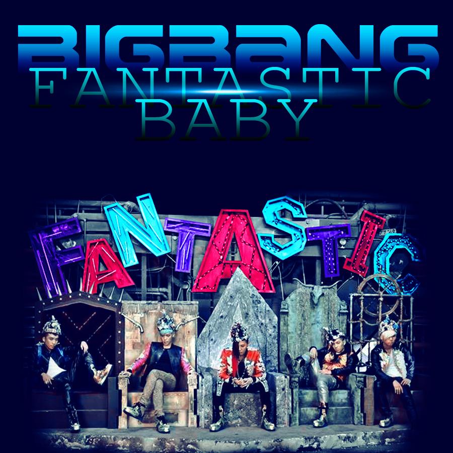 bigbang fantastic baby album -#main