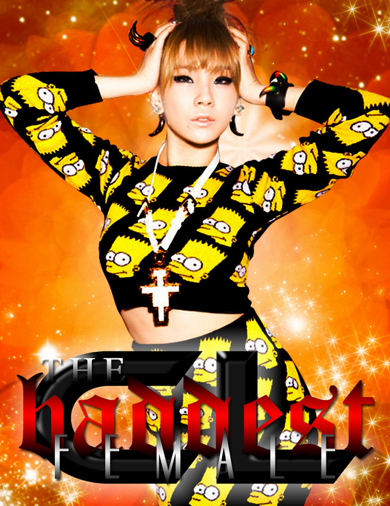 CL: The Baddest Female (4) by AHRACOOL