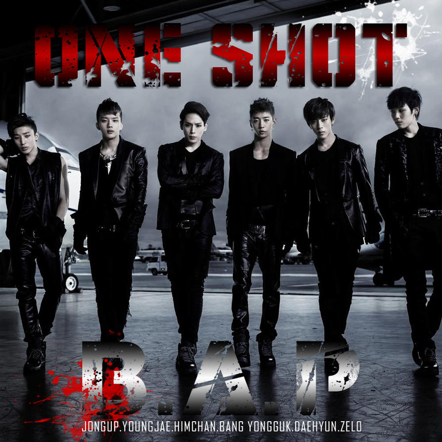 B.A.P - One Shot by AHRACOOL on DeviantArt
