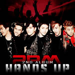 2PM - Hands Up by AHRACOOL