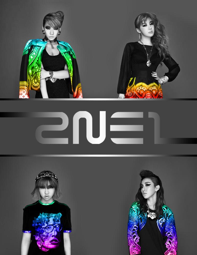 2Ne1 Wallpaper