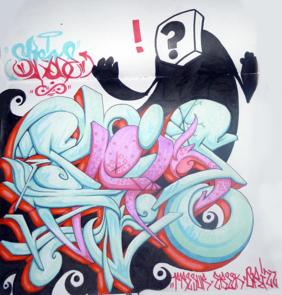 The Ghostie by Care1ne