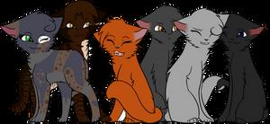 Warrior Cats Midnight Redo