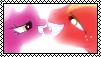 Cherry Loving Stamp by NamineEveningLight